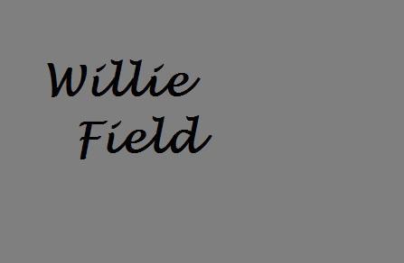 Willie Field