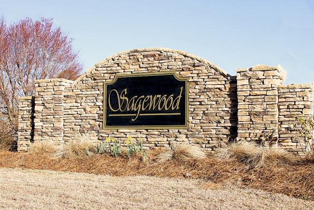 Sagewood Entrance