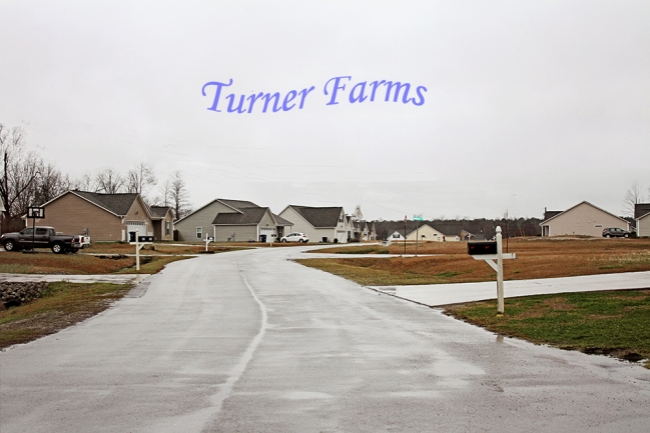 Turner Farms Entrance