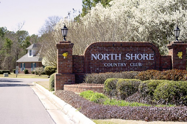 North Shore Homes Entrance