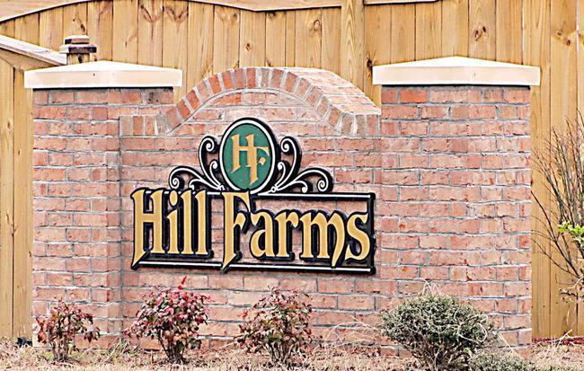 Hill Farms Richlands NC