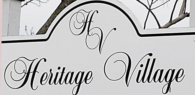 Heritage Village in Richlands NC