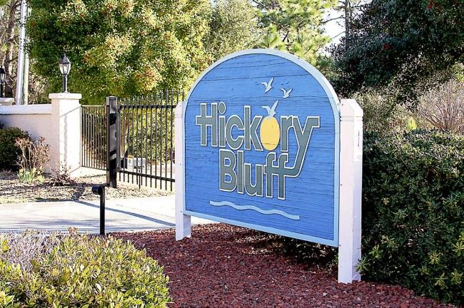Hickory Bluff Hubert NC
