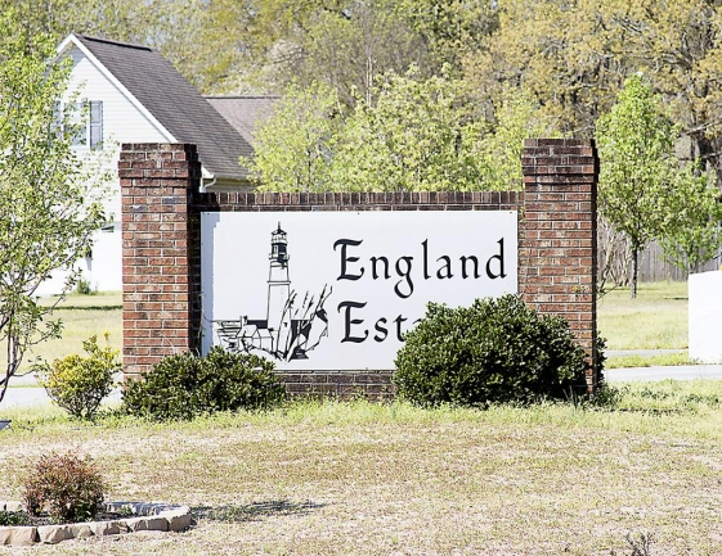 England Estates Richlands NC