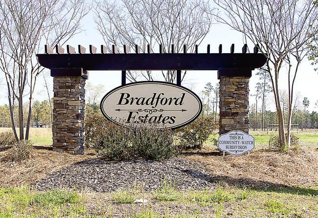 Bradford Estates in Richlands NC