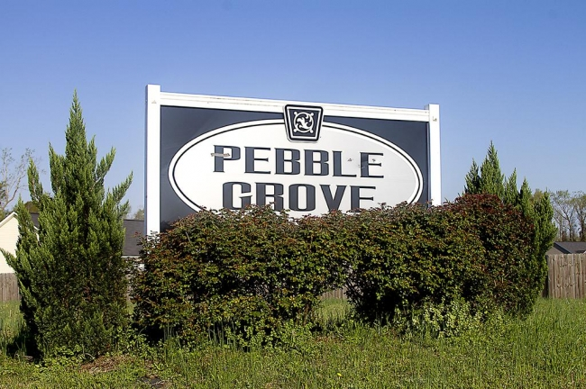 Pebble Grove in Richlands NC