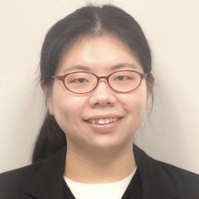 Photo of Joyce Zhuang,
