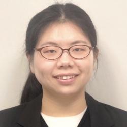 Photo of Joyce Zhuang