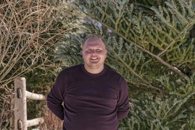 Photo of Erik Johanson,