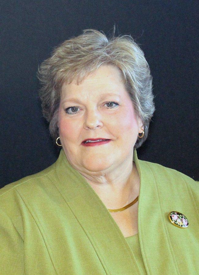 Photo of Cindy McPherson,