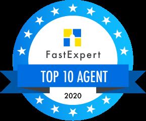 Fast Expert Top 10 Agent 2020