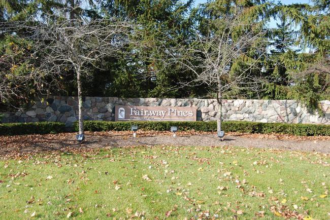 Fairway Pines at Pheasant Run Neighborhood in Canton, MI