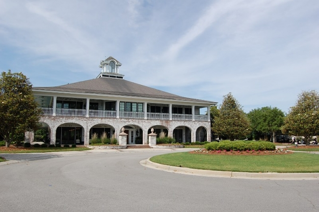 Dunes West Golf Clubhouse