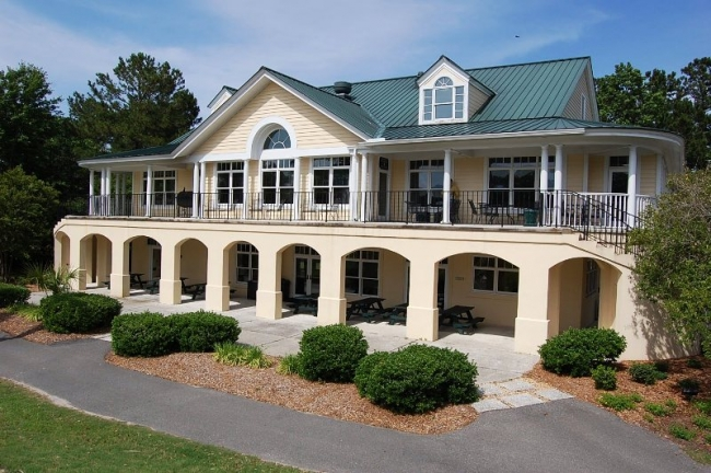 Charleston National Golf Clubhouse