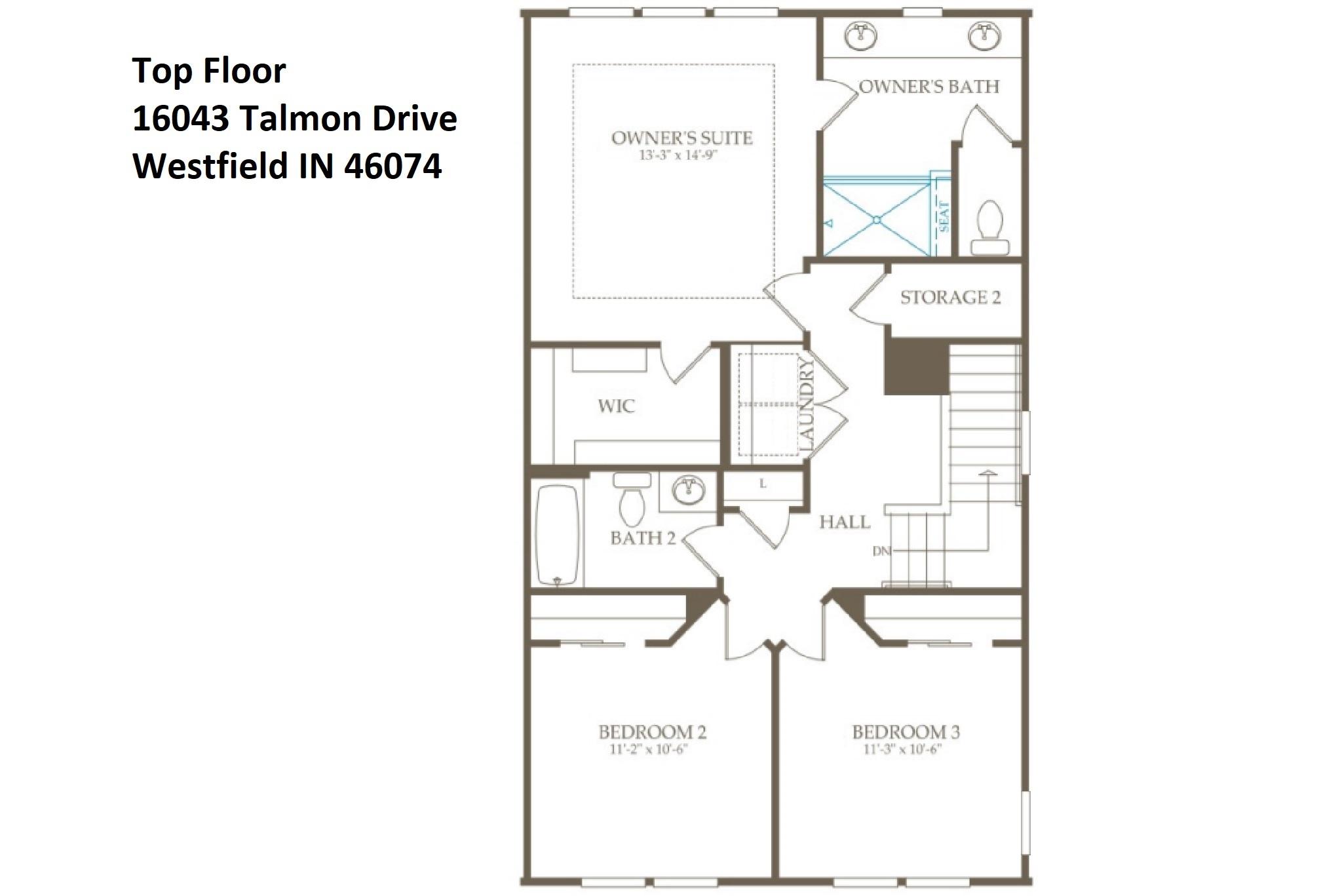 16043 Talmon Drive Westfield IN 46074 - KW-ToHelpUmove - BLC 21800916 - Mitch Rolsky (19)