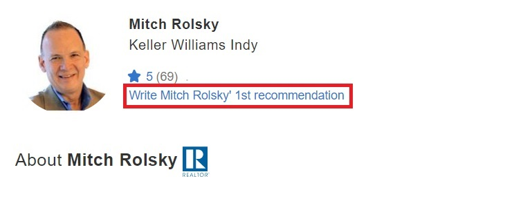 Reccommendation