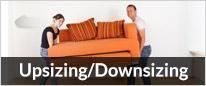 Upsizing/Downsizing