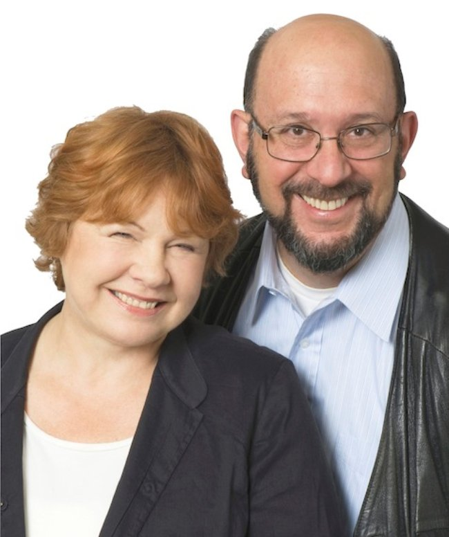 Photo of Ira & Carol Serkes,
