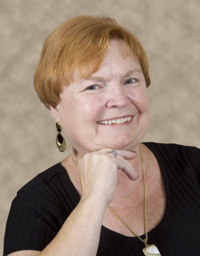 Photo of Sharon Simms,