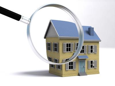 closer look at a home