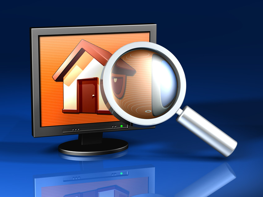 online home search