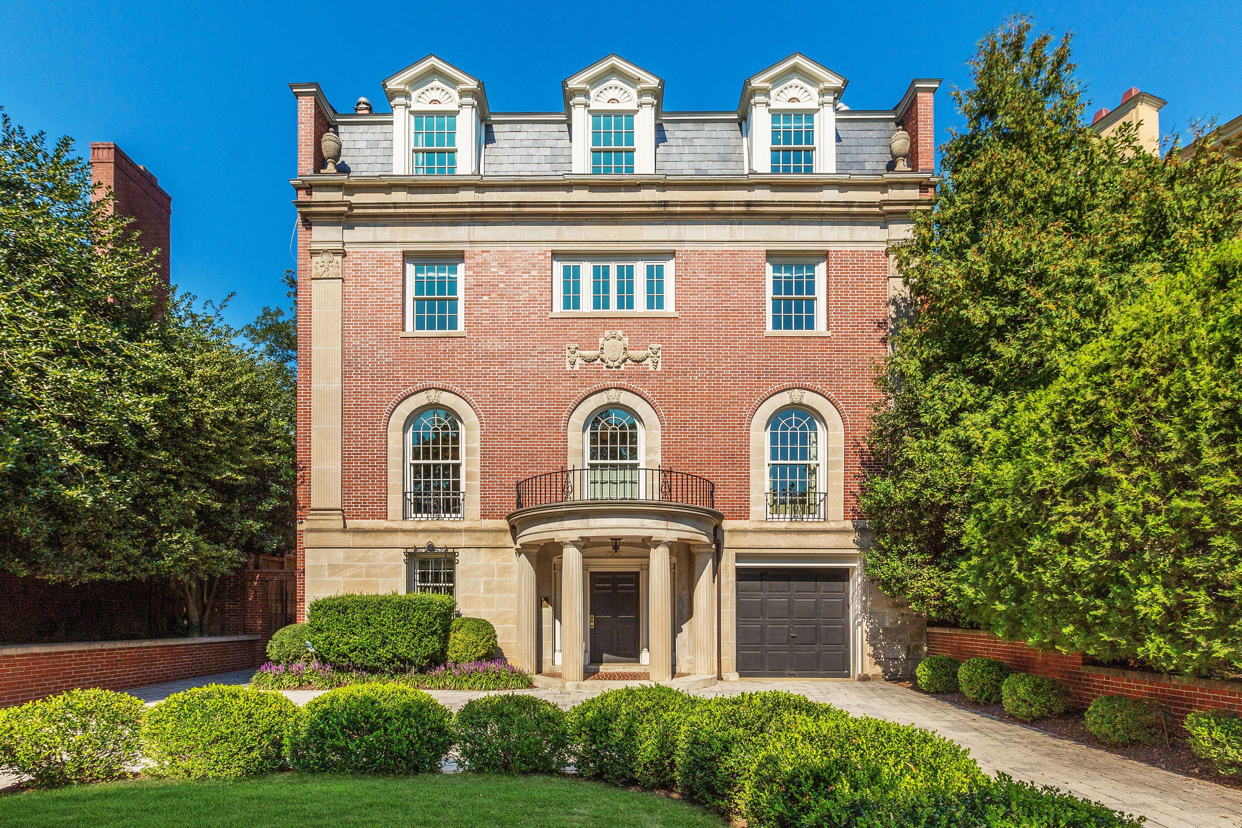 Ted Leonis' McLean Mansion