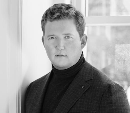 Headshot of Daniel Heider