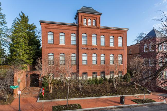 3329 Prospect St NW Penthouse #6