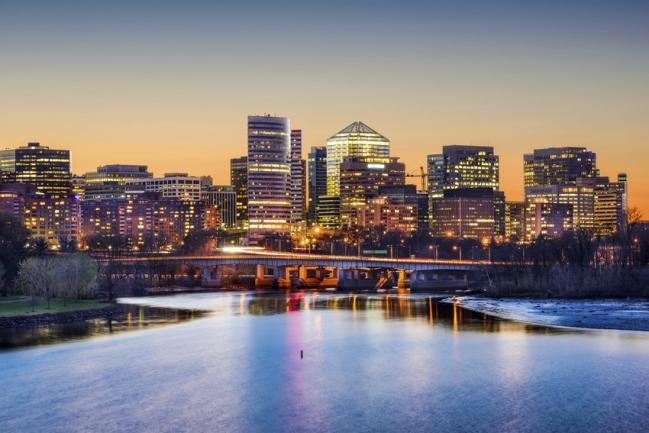 Arlington is the second largest city in the Washington, DC metropolitan area