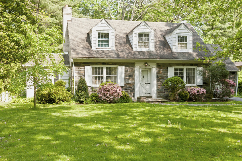 charming wooded house