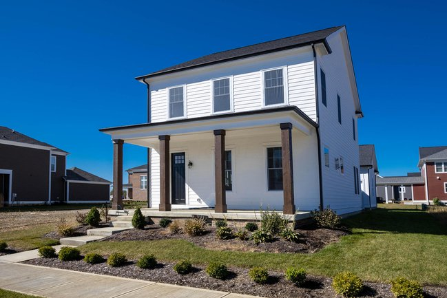 beautiful home for sale in evans farm