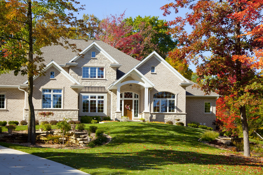 powell oh luxury home