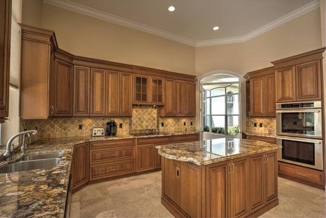 Stunning gourmet kitchens are just one of the things you'll love about Westerville Reserve.