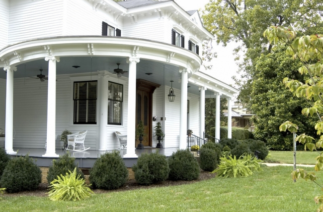 Harrison West is charming historic homes, tree-lined streets, and a short bike to entertainment!