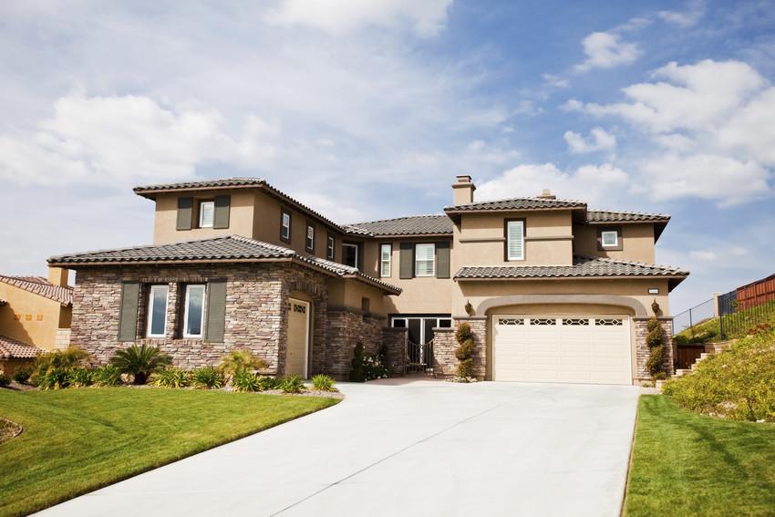 typical suburban house near Thousand Oaks