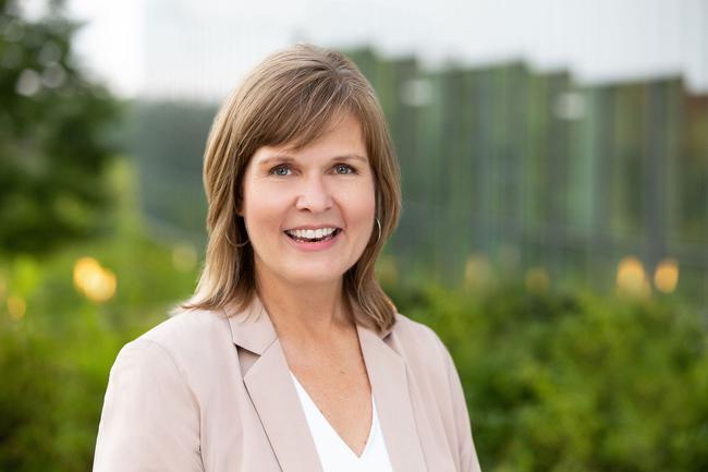 Photo of Julie Sherk