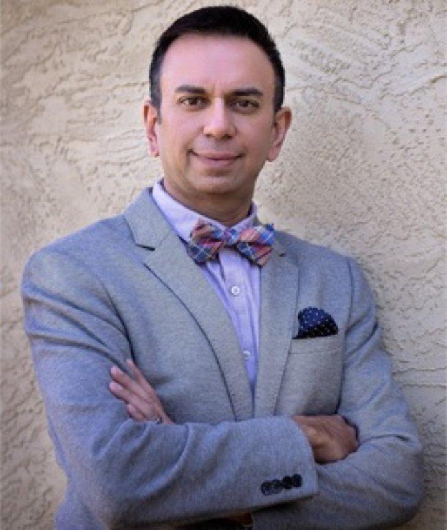 Photo of Anish Shah,