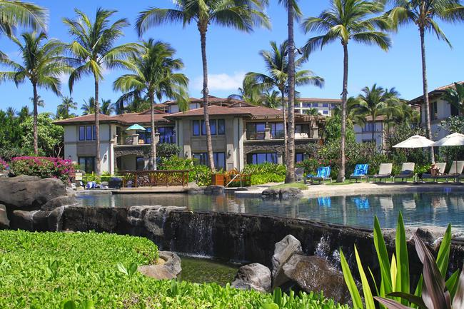 Wailea Beach Villas fronts the world famous Wailea Beach