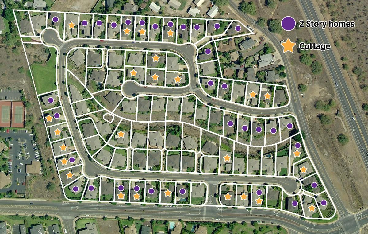 ke alii kai neighborhood map