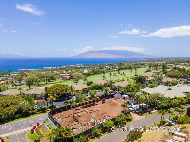 The Ridge at Wailea is located at one of the highest elevations in the resort