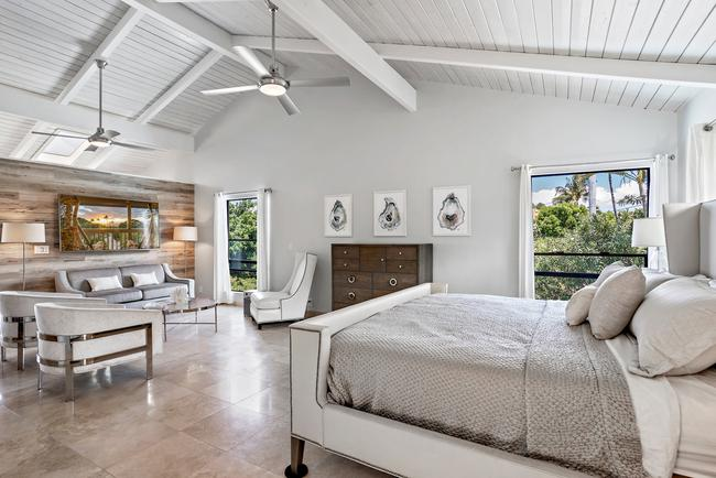 High Vaulted Ceilings And An Abundance Of Space.