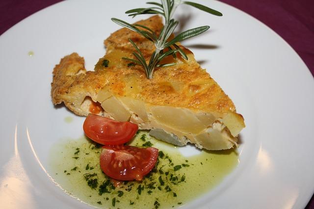 spanish-inspired dish