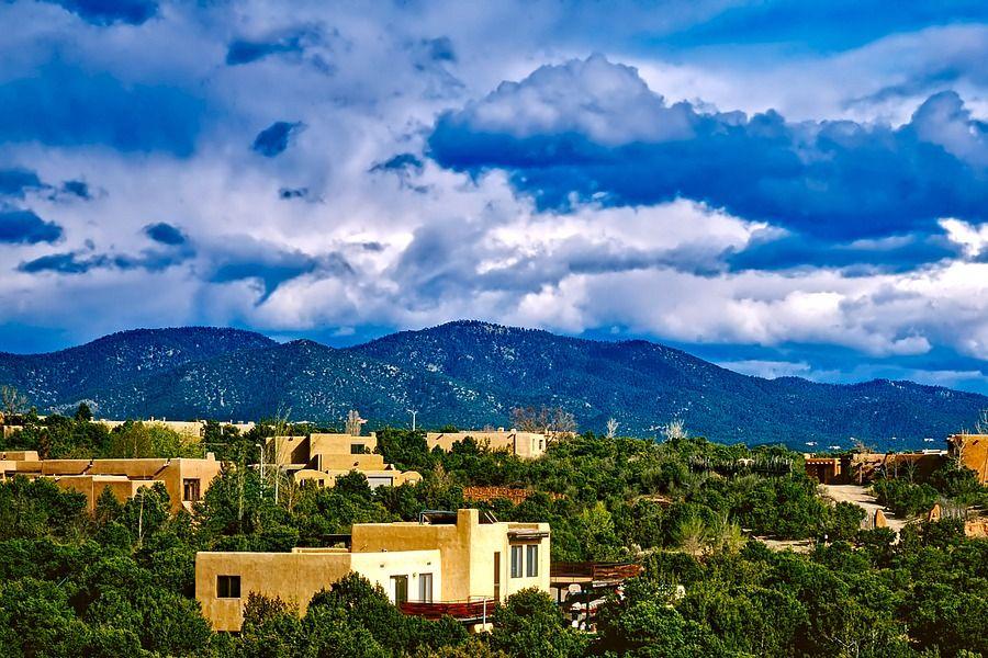mountains in albuquerque