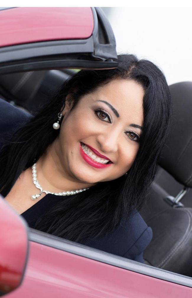 Photo of Maria Isabel Baez