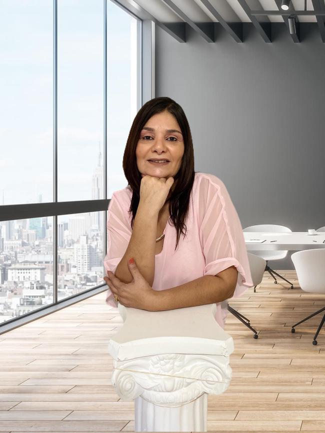 Photo of Aida Santiago