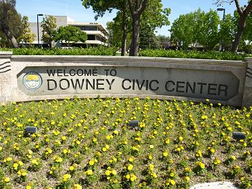 Downey Civic Center - photo by James Michael