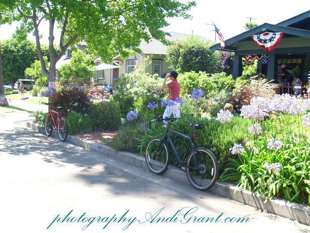 Bluff Heights Neighborhood Long Beach CA