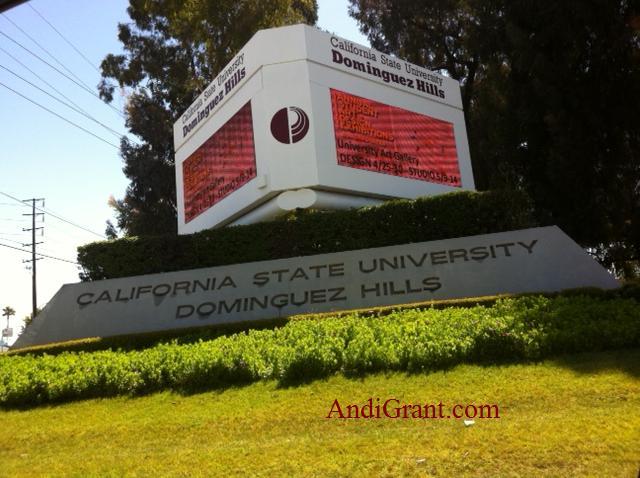 Cal State Dominguez Hills CSUDH Carson CA