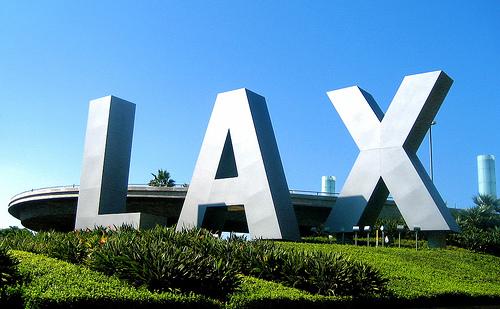 LAX Westchester CA