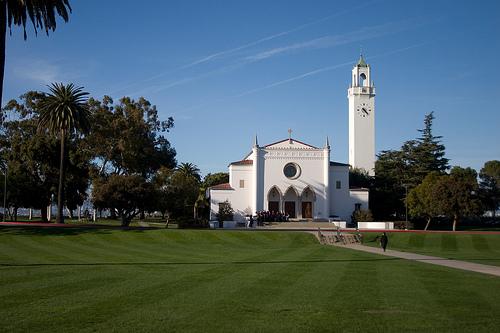 Loyola Marymount Chapel